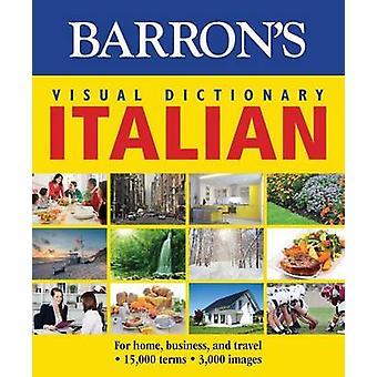 Dictionnaire visuel de Barron - italien - accueil - entreprise - et des frais de voyage