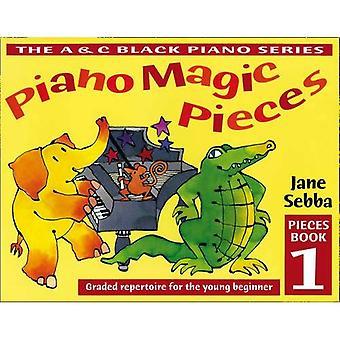 Piano Magic kawałki: Klasyfikowane repertuar dla młodych początkujących (Piano Magic): Book 1