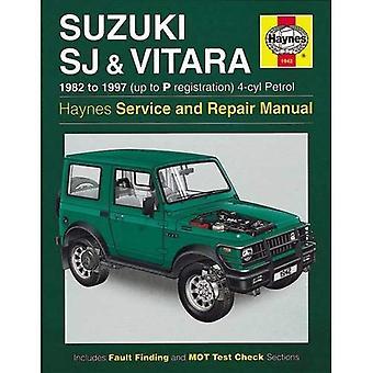 Suzuki SJ serie, Vitara, Service en reparatie handleiding (Haynes Service en reparatie handleidingen)