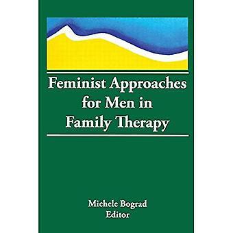 Feministiske tilnærminger for menn i familieterapi