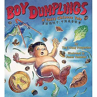 Boy Dumplings: A Tasty Chinese Tale