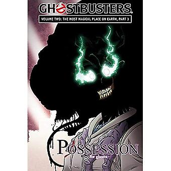 Ghostbusters, Volume 2: The Most Magical Place on Earth, Part 3