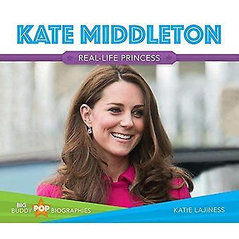 Kate Middleton (Big Buddy Pop Biographies)