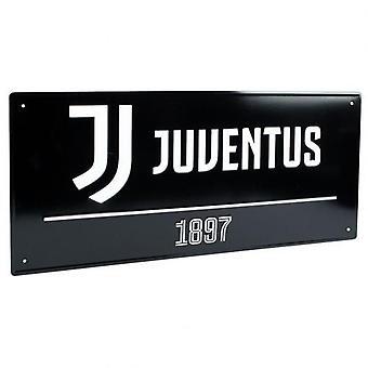 Juventus Street Sign BK