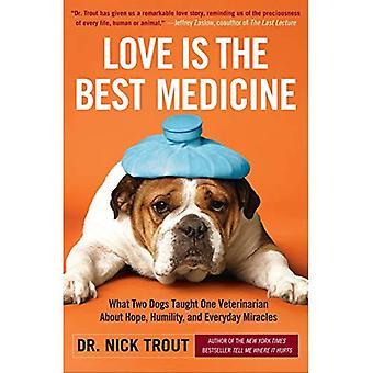 Liefde Is het beste medicijn: wat twee honden geleerd een dierenarts over hoop, nederigheid en alledaagse wonderen