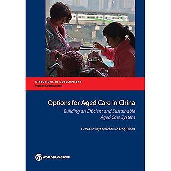 Vaihtoehtoja vuotiaiden hoito Kiinassa: rakentaa tehokas ja kestävä vuotiaiden hoidon järjestelmä (ohjeet kehittäminen - inhimillisen kehityksen)