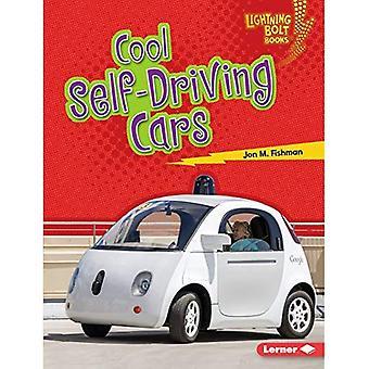 Cool, itse ajaa autoa (Lightning Bolt Books (TM)--mahtava ratsastaa)
