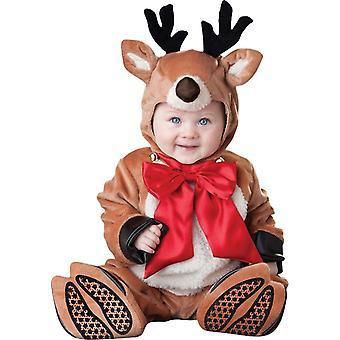 Renar spädbarn kostym