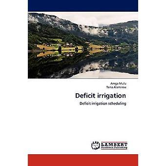 Defizit-Bewässerung von Mulu Arega