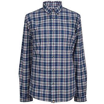 Mooie groene Tarran Check Shirt