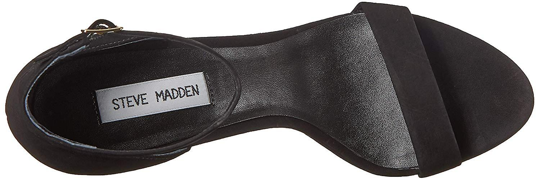 Steve Madden damski Starlet Open toe kostki pasek D-pompy Orsay 5QhzV