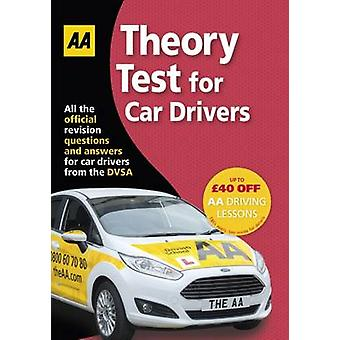 Theory Test for Car Drivers - AA Driving Test - 9780749578381 Book