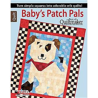 Patch Pals Collection - Best of Quiltmaker by Leisure Arts - 978146470