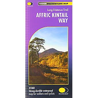 Affric Kintail Way XT40 - 9781851375530 Book
