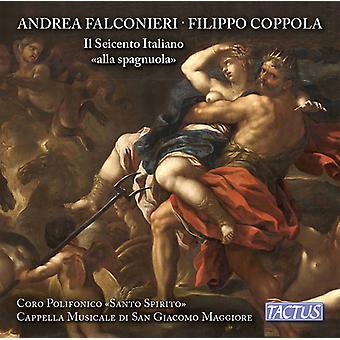 Coppola / Coro Polifonico Santo Spirito / Cascio - Filippo Coppola & Andrea Falconieri: Il Seicento [CD] USA import