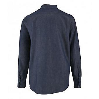 SOLS Mens Barry Long Sleeve Denim Shirt
