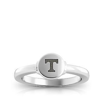 Universiteit van Tennessee ring in Sterling Zilver ontwerp door BIXLER