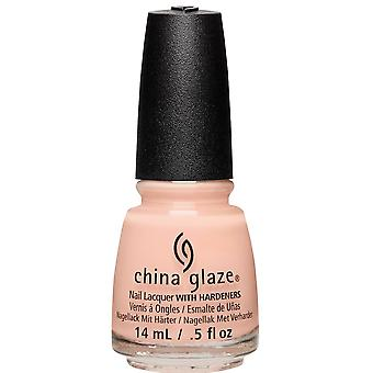 China Glaze Nail Polish Collection - Sand In My Mistletoes 14ml (83776)