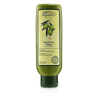 Chi Olive Organics Treatment Masque (for All Hair Types) - 177ml/6oz