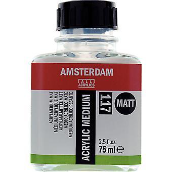 Amsterdam Acrylic Medium 117 Matt 75ml