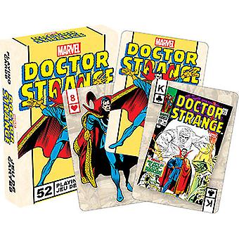 Playing Card - Marvel - Dr. Strange - Comic Retro Poker Games New 52402