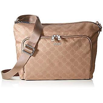 Joop! 4140003882 saco de ombro das mulheres de Brown (Braun (Lattemacchiato)) 10.5 x23x27 cm (B x H x T)