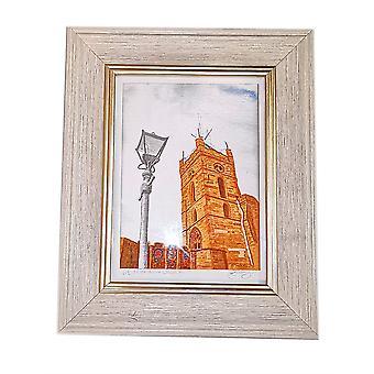 Sweet Pea Designs St Michaels Church Linlithgow Print 8x6