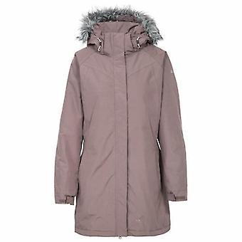 Senhoras Trespass \ ' San Fran \ ' impermeável inverno jaqueta Parka quente