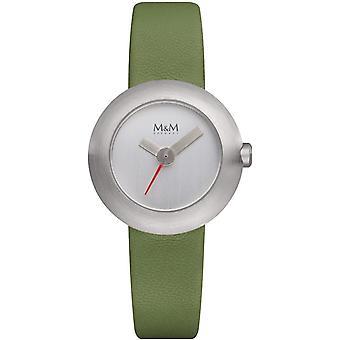M & M Tyskland M11948-522 Basic-M damer klocka