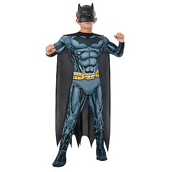MUSCLE CHEST BATMAN COSTUME (LARGE)