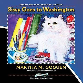 Sissy Goes til Washington av Goguen & Martha
