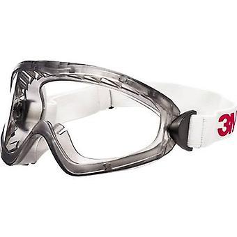 3M 2890S DE272934071 beskyttelsesbriller grå DIN EN 166-1