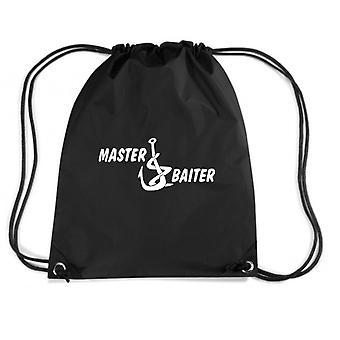 Black backpack fun1522 funny master baiter boat