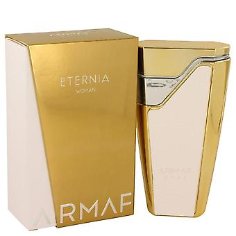 Armaf eternia eau de parfum spray by armaf   539591 80 ml