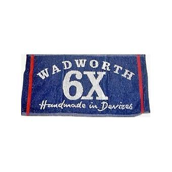 Wadworths 6 X bomull Bar håndkleet