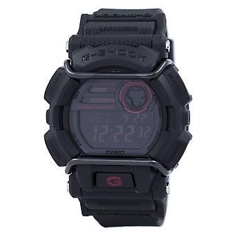Casio G-Shock Flash Alert Super Illuminator GD-400-1 GD400-1 Men's Watch