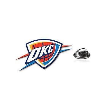 Fanatikere NBA pin merke jakkeslaget pin - Oklahoma City Thunder