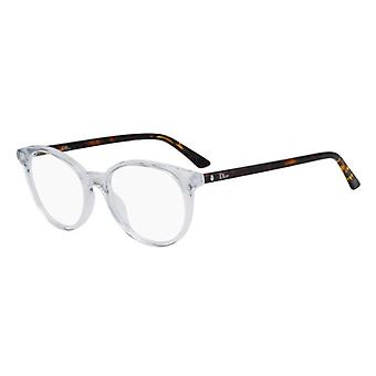 Dior Montaigne 47 LWP Crsytal-Havana Glasses
