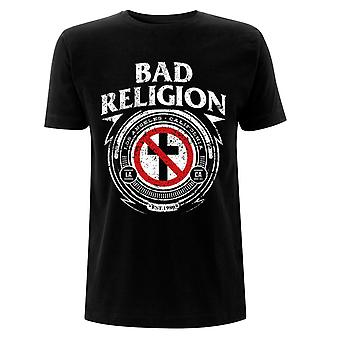 Bad Religion Insignia Punk Rock Official T-Shirt