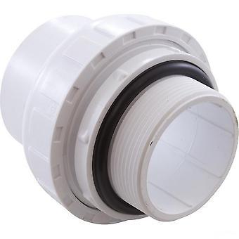 "Praher 200-90015 1.5 ""MIP x 2"" Skt Unie met O-ring"