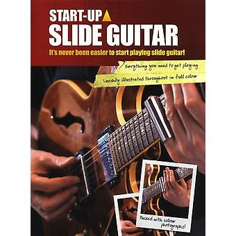 StartUp  Slide Guitar by Music Sales Staff