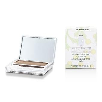 Clinique All About Shadow - Ac French Roast (soft Matte) 2.2g/0.07oz