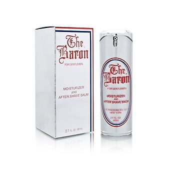 The baron cologne for men 2.7 oz moisturizer and after shave balm