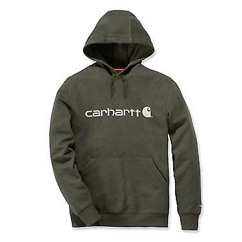 Carhartt Men's Hoodie Force Delmont Graphic