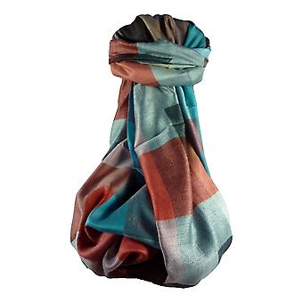 Mens Premium Silk Contemporary Scarf 3969 by Pashmina & Silk