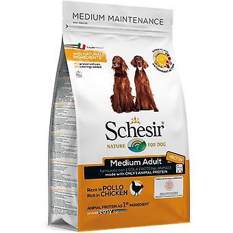 Schesir Schesir Medium Maintenance with chicken (Dogs , Dog Food , Dry Food)