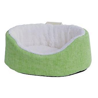 Voltrega Cama para Cobayas Verde (Small pets , Cage Accessories , Beds and Hammocks)