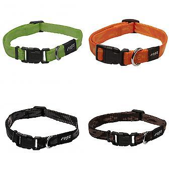 Rogz Alpinist Side Release Adjustable Dog Collar