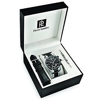 Pierre Lannier Unisex analogue watch with metal plated stainless steel 373A481