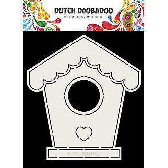 الهولندية Doobadoo بطاقة الفن بيردهاوس A5 470.713.710